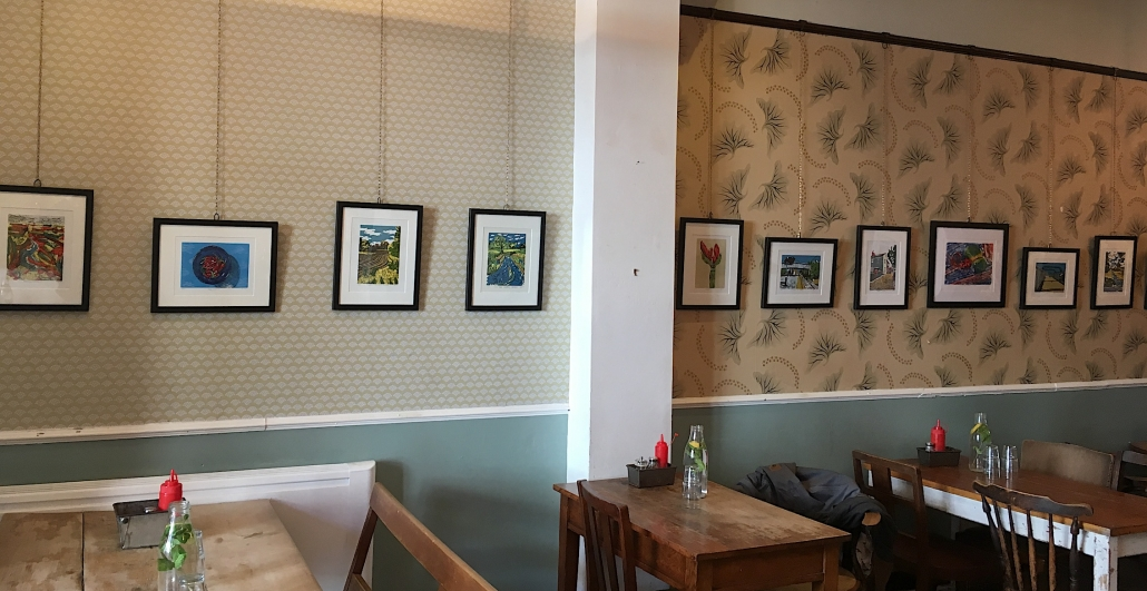 New Lino Print Exhibition Opens in N22